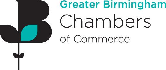 Greater Birmingham Chambers of Commerce, colour logo
