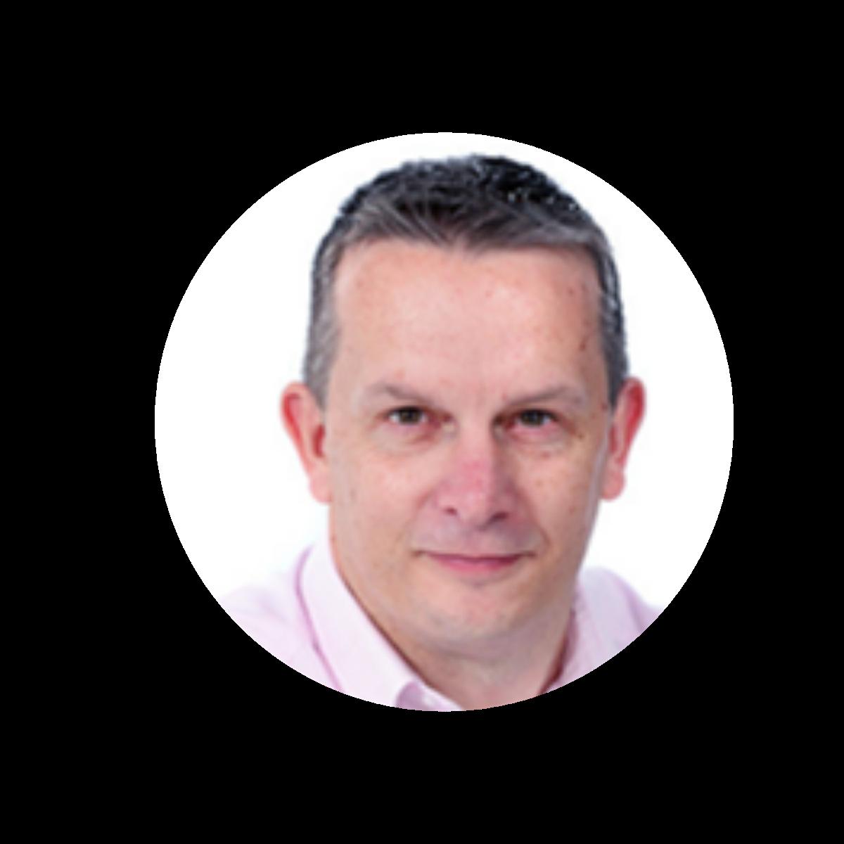Stewart Lightbody, Fleet Director M Group Services Plant & Fleet Solutions