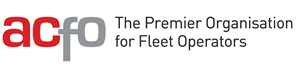 ACFO, colour logo