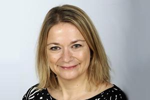 Caroline Sandall, headshot