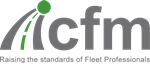 ICFM, colour logo