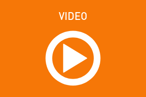 orange graphic, video