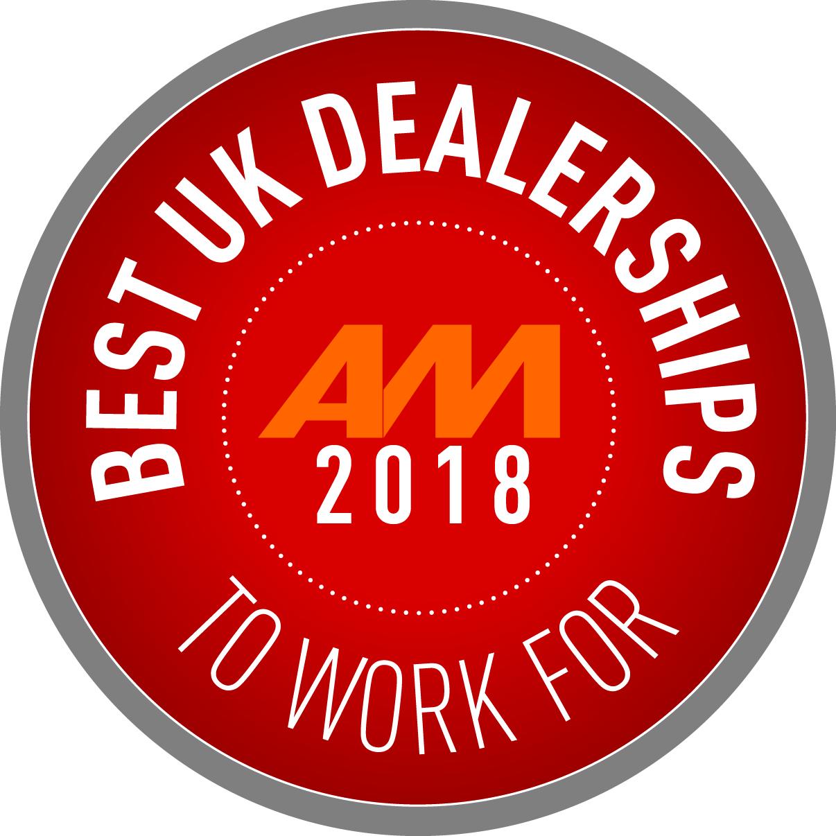 Best Dealerships to Work For Presentation