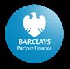 Barclays Partner Finance, colour logo
