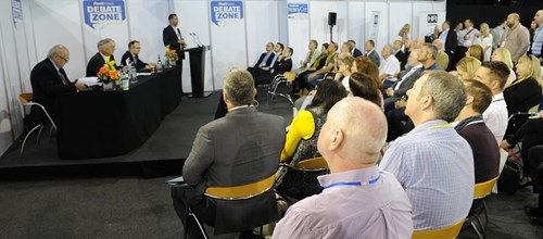 CCIA panel discussion