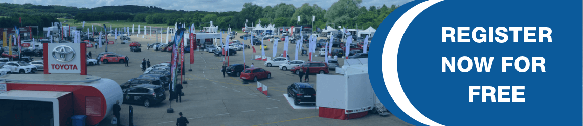 Company Car in Action 2019 | Steering Pad | Register now for free