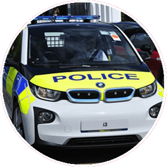 John Heussi – Head of Fleet Services, Cheshire Police