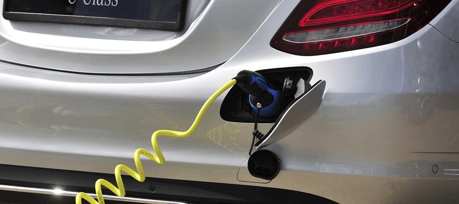 Mercedes-Benz ULEV charging