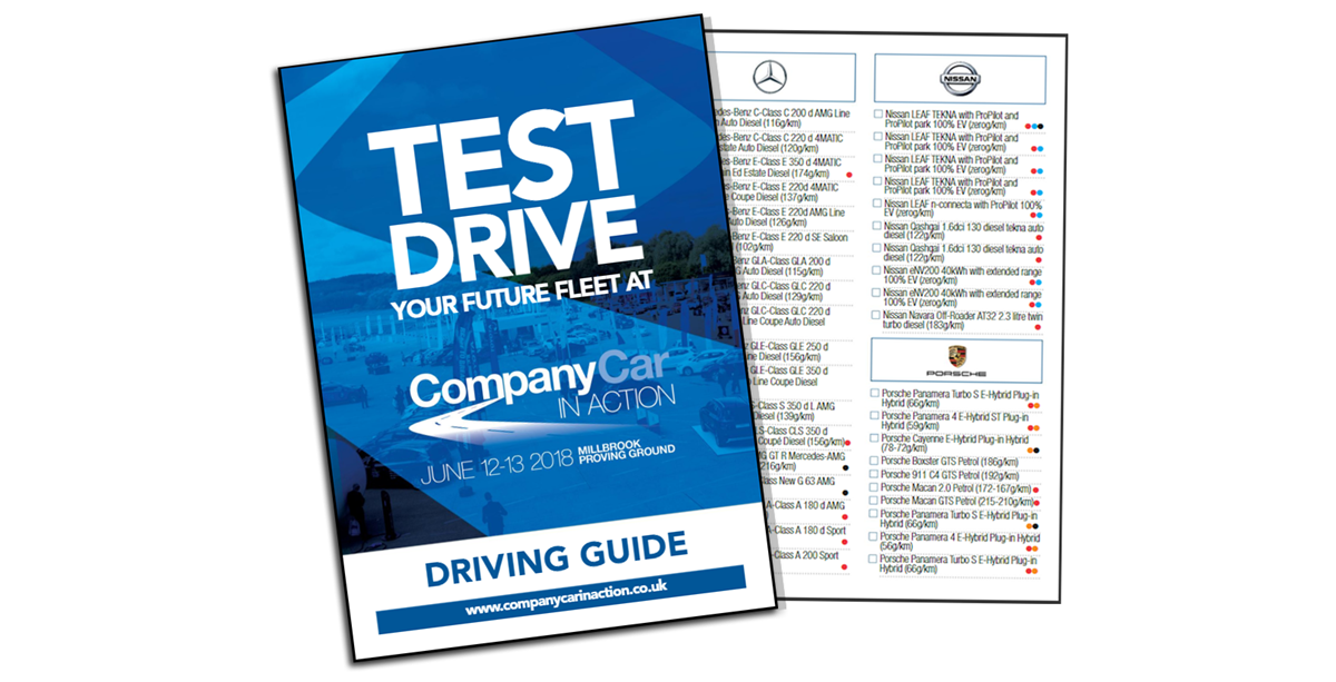 2018 Driving Guide